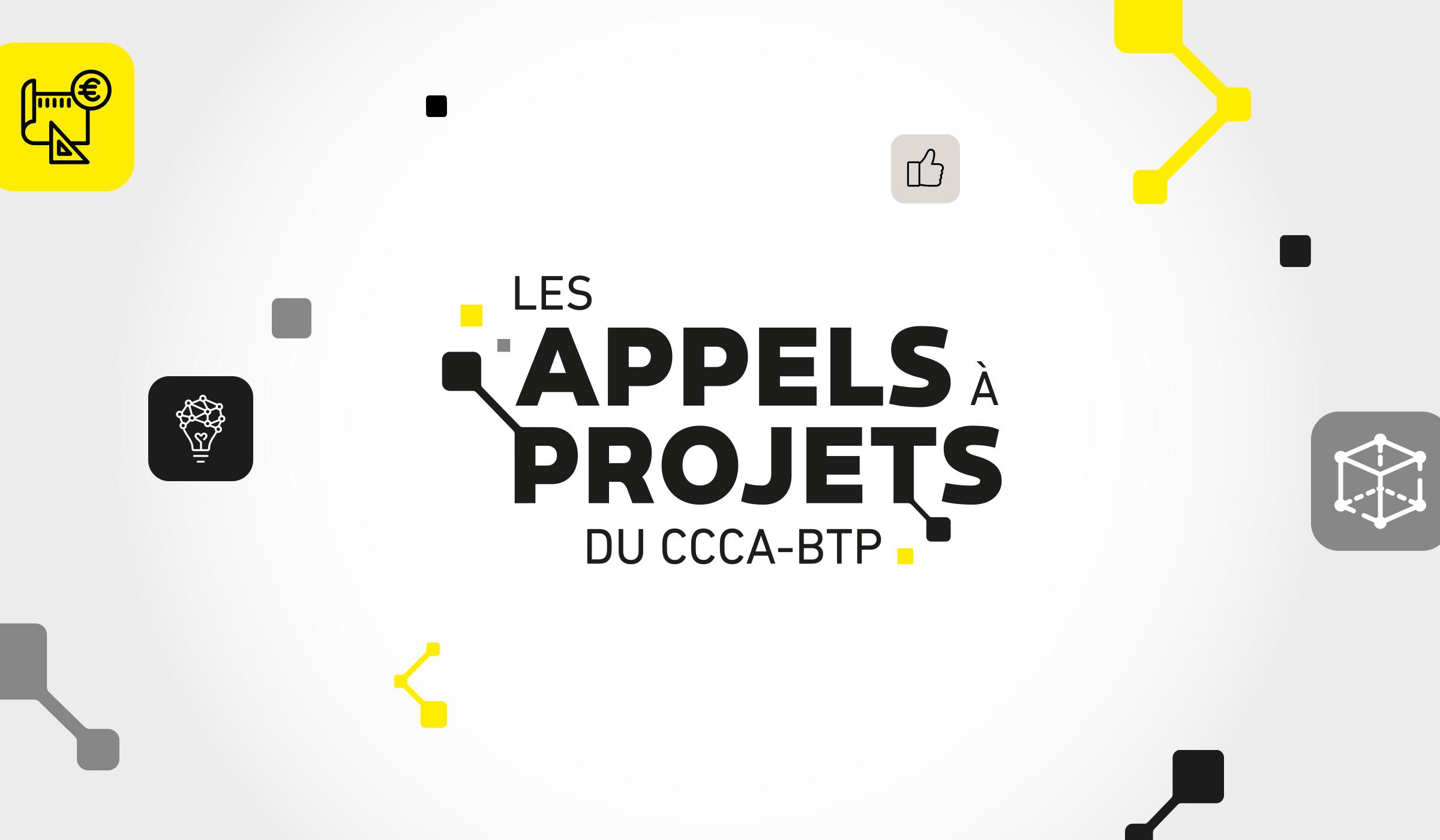 Appels à projets du CCCA-BTP