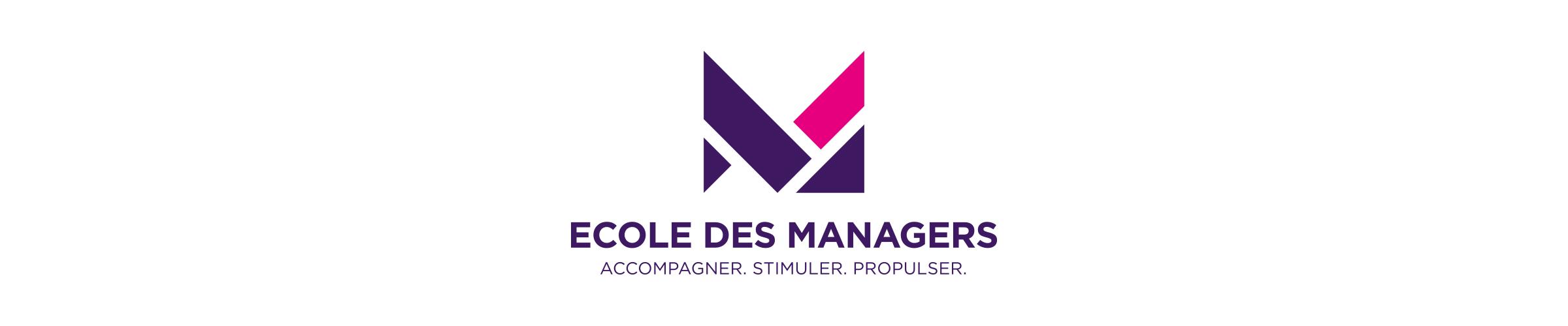 Ecole des managers logo