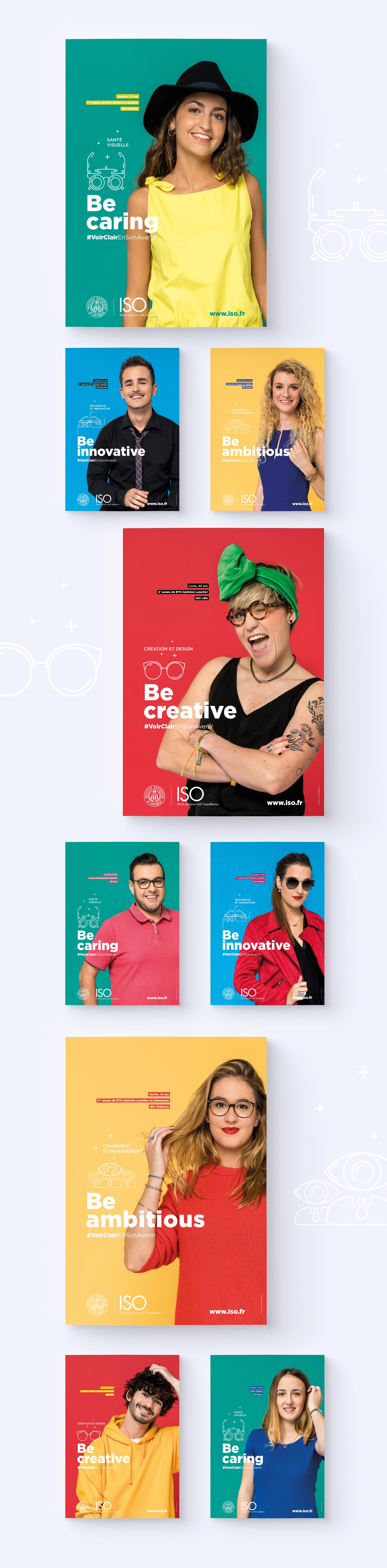 ISO création de visuels de campagne