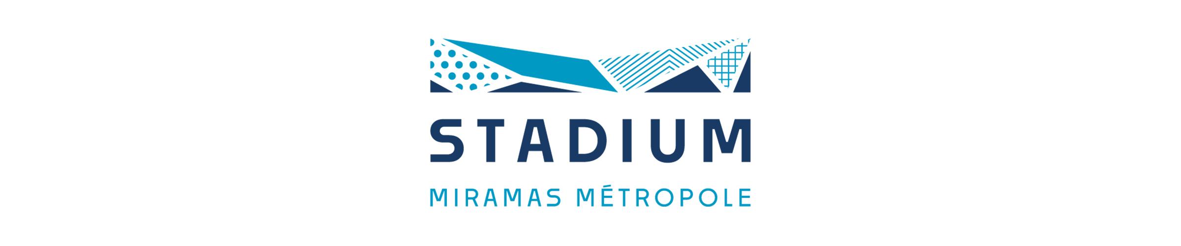 Création logo Stadium Miramas