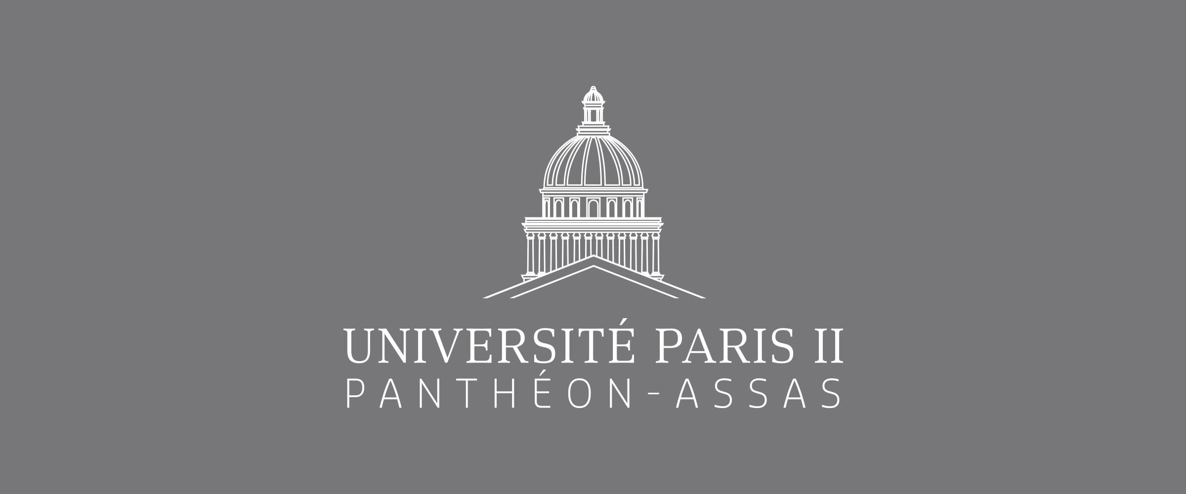 Logotype Université Panthéon Assas