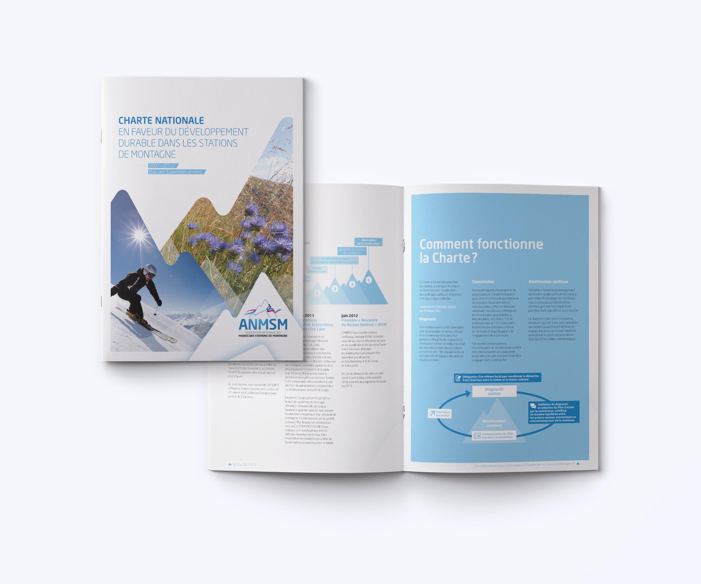 Plaquette bilan ANMSM agence communication Thalamus