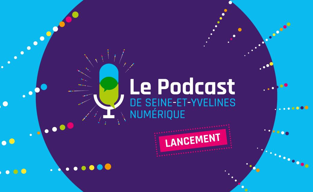 lancement podcast