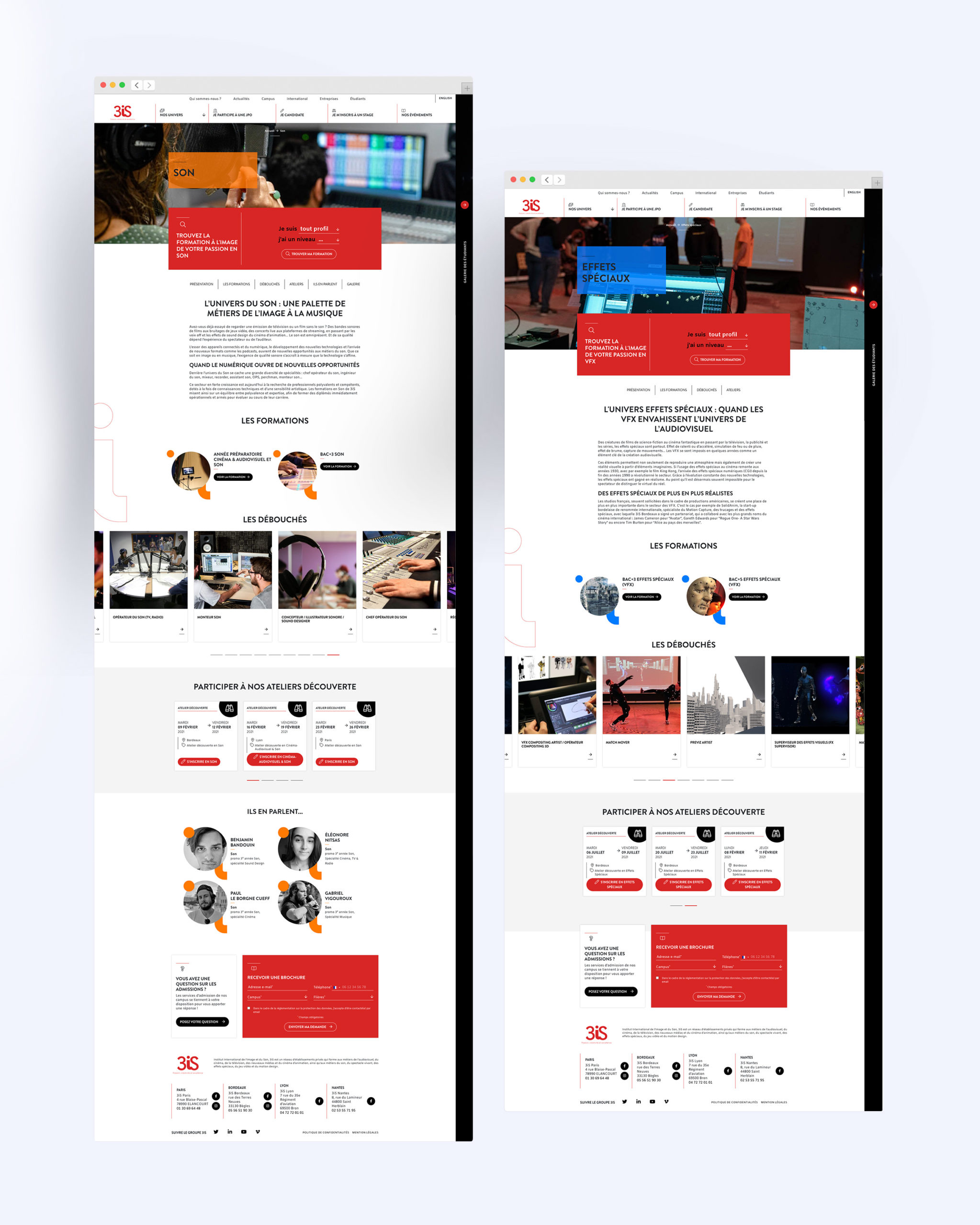 Templates 3IS