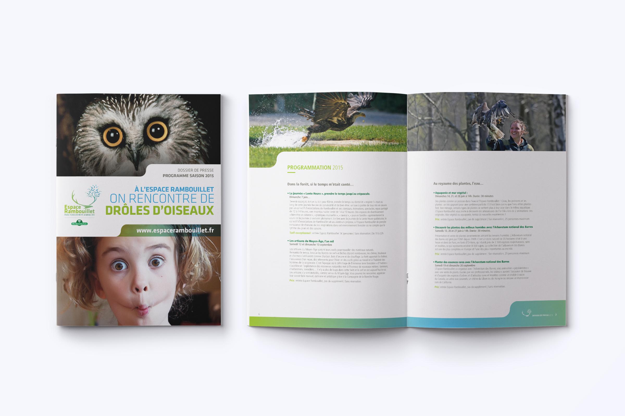 Brochure Espace Rambouillet