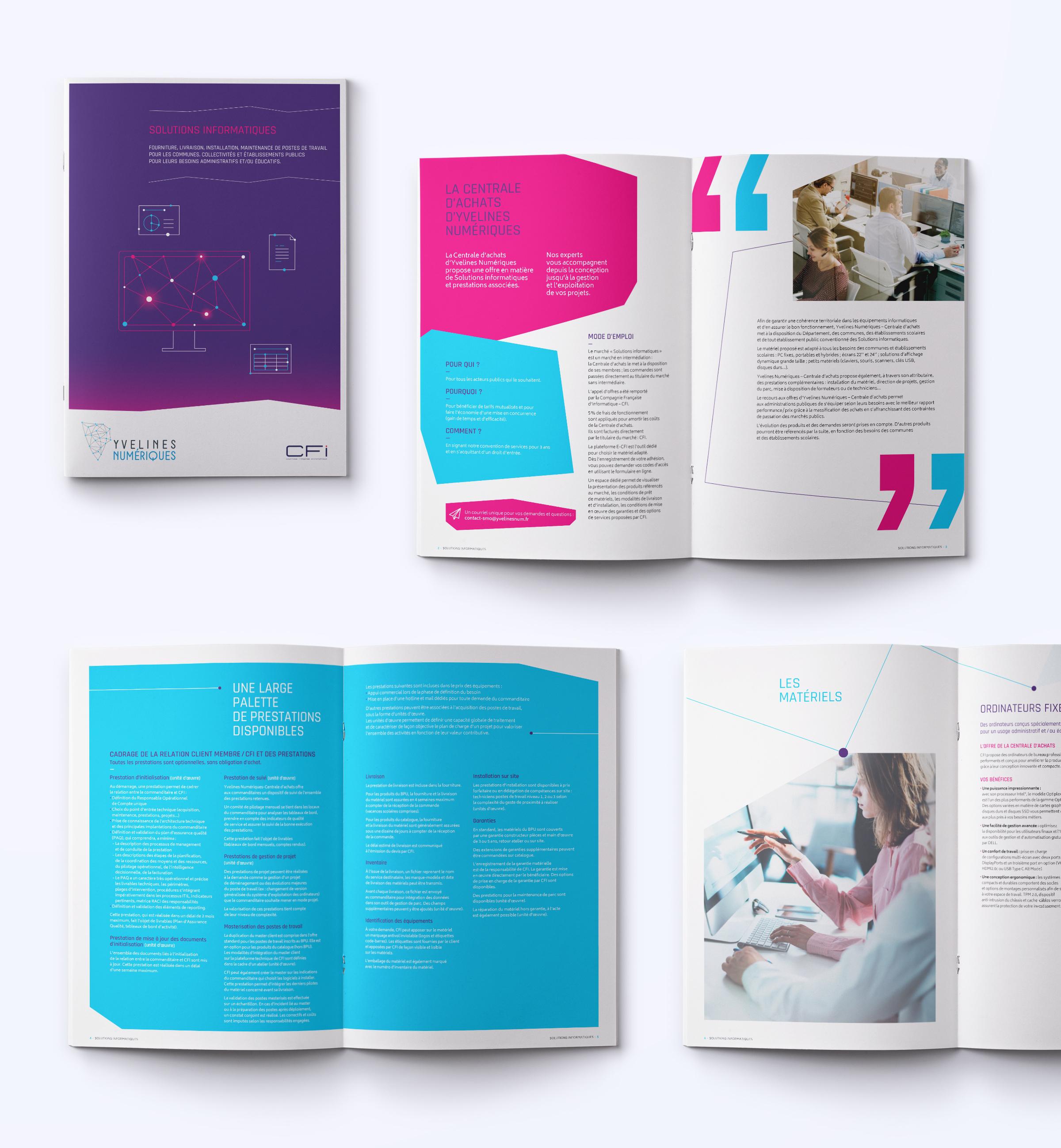 Yvelines numériques catalogue