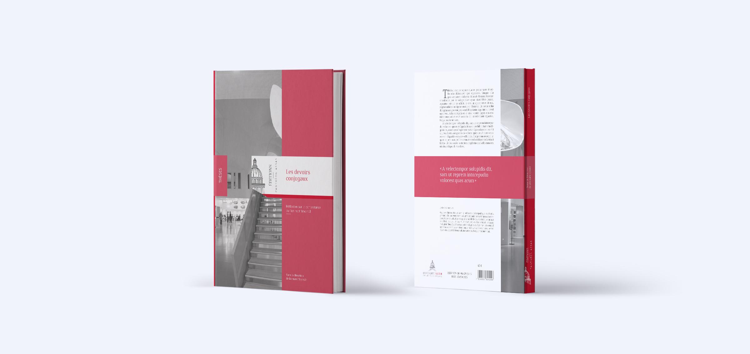 Edition Université Panthéon Assas