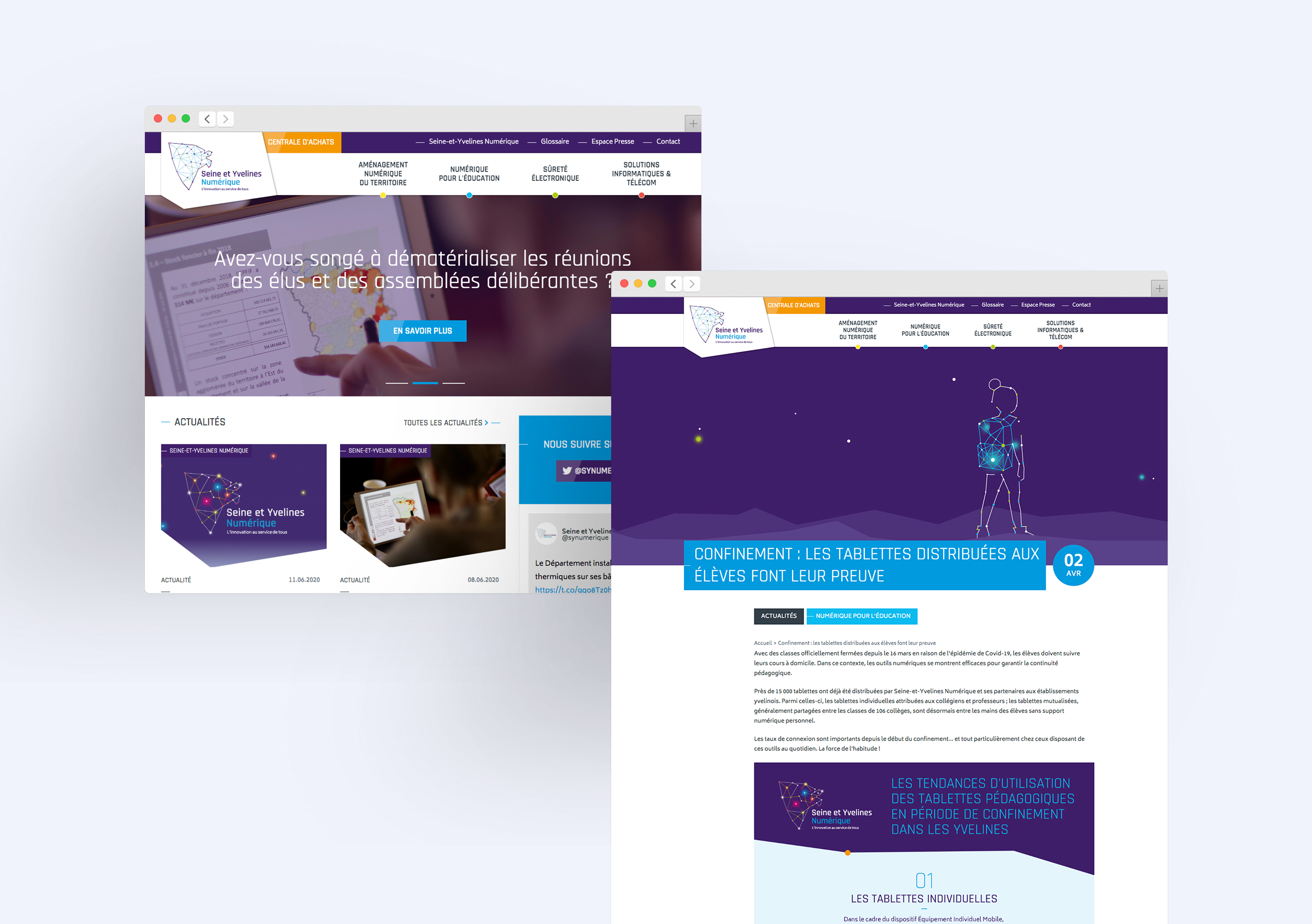 site web SYN 4