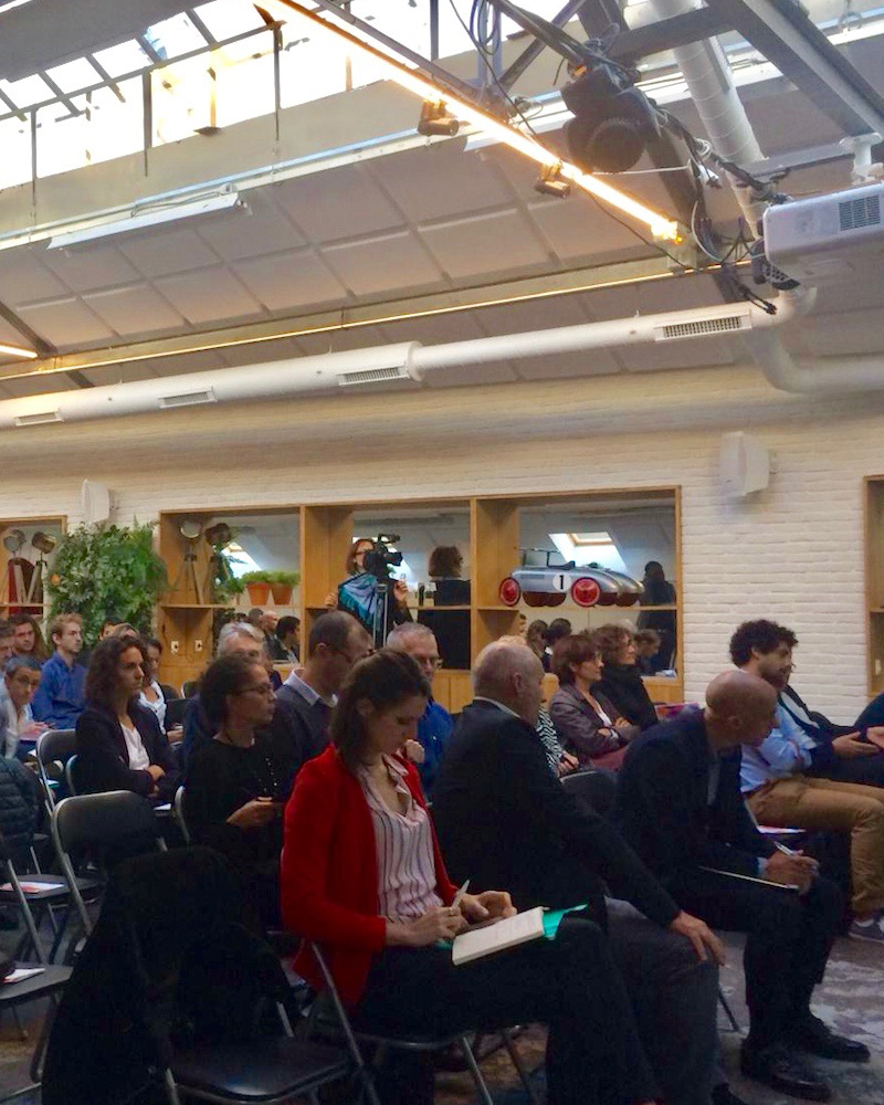 Groupe VYV photo conférence