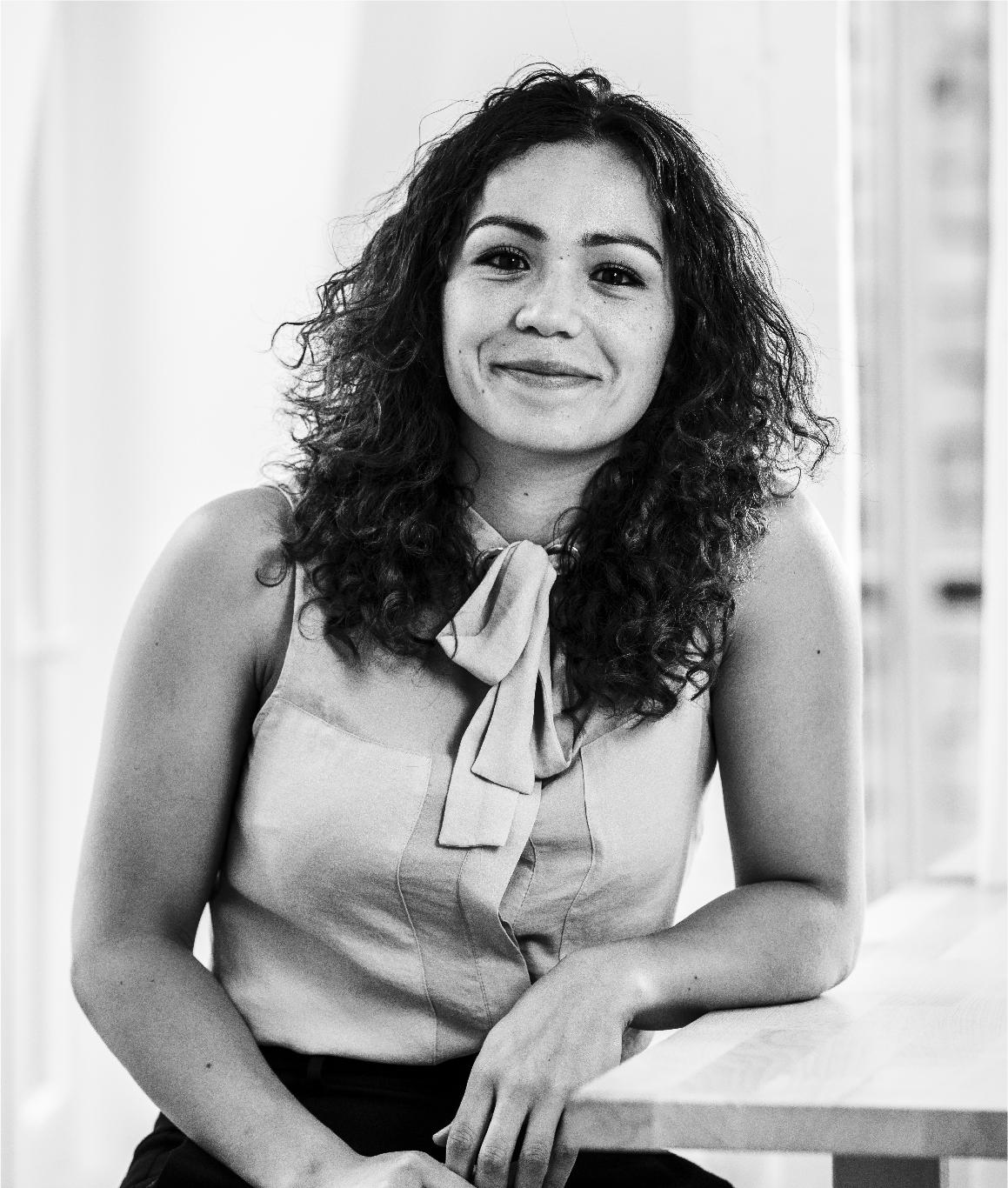Alicia Hilaire, responsable projets agence communication Thalamus Paris