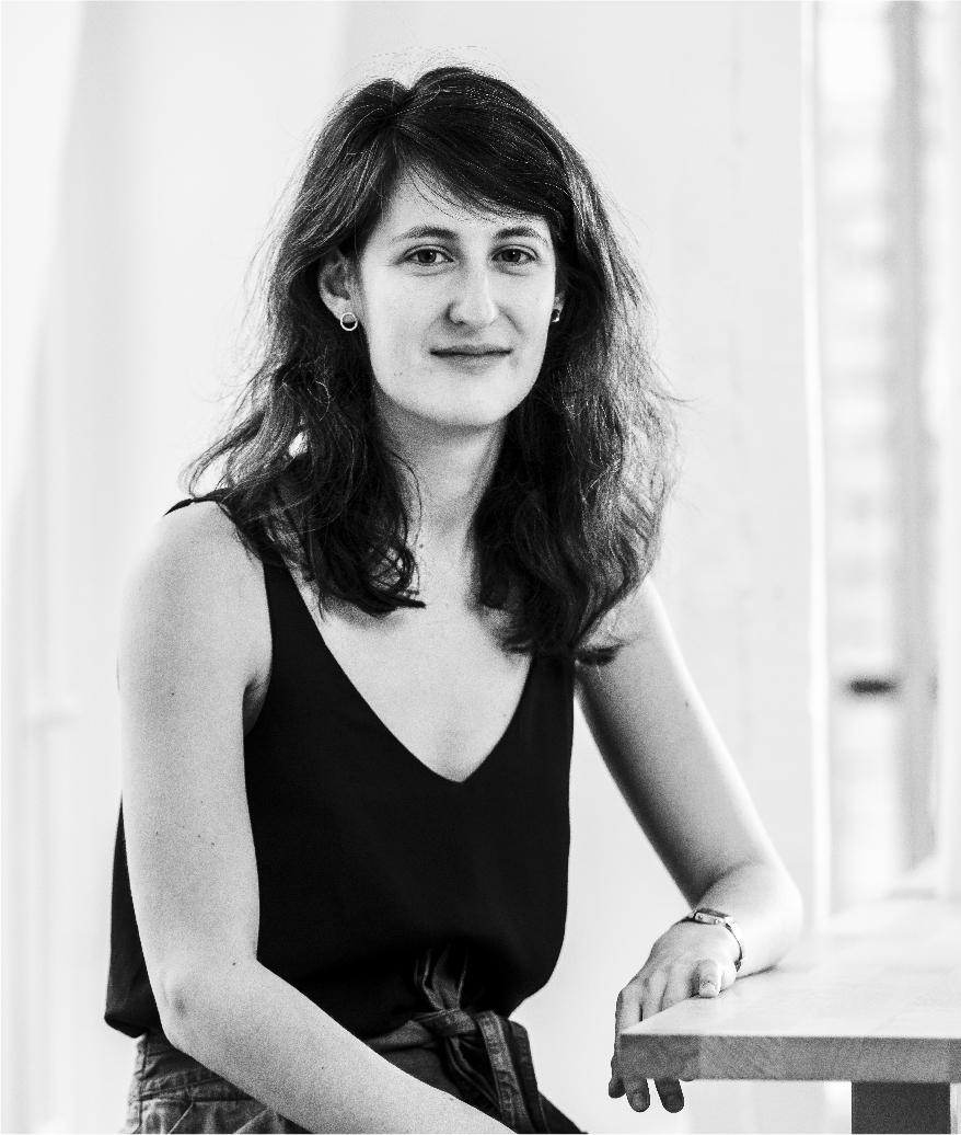 Élodie Besnard, directrice artistique UX designer agence digitale Thalamus Paris