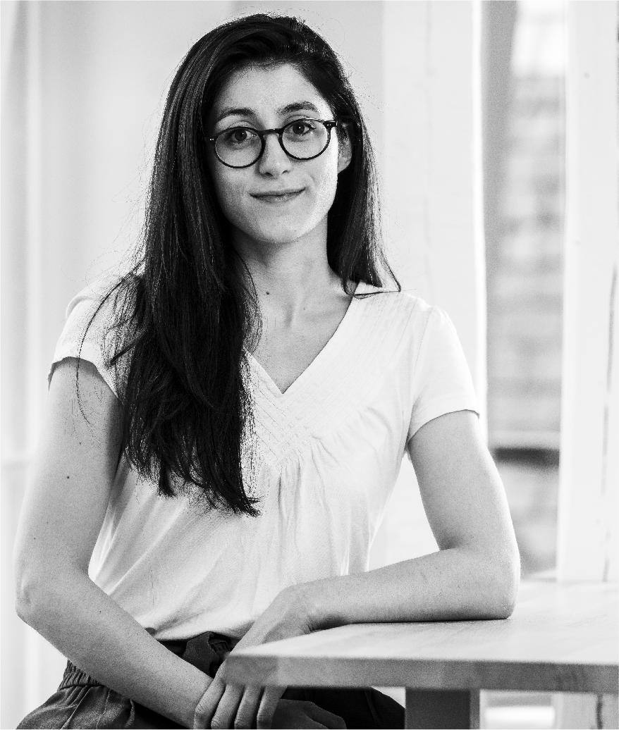 Émilie Rad, directrice artistique agence communciation Thalamus Paris