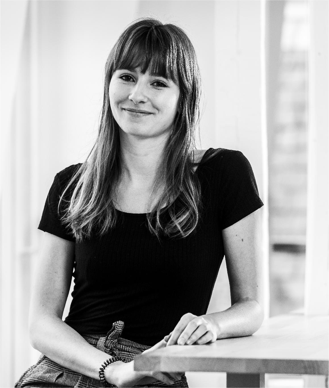 Fanny Legoupil, chef de projets agence communication Thalamus Paris