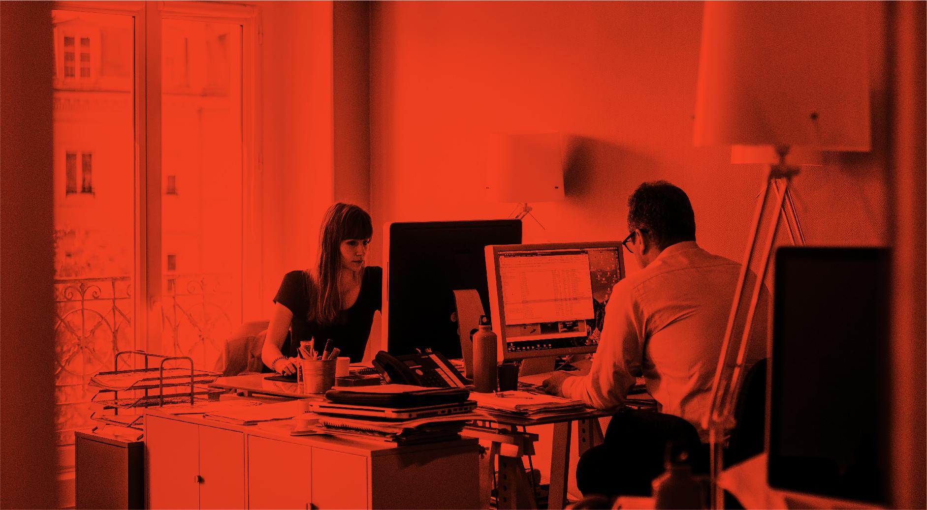 Locaux Thalamus agence communication stratégie digitale Paris