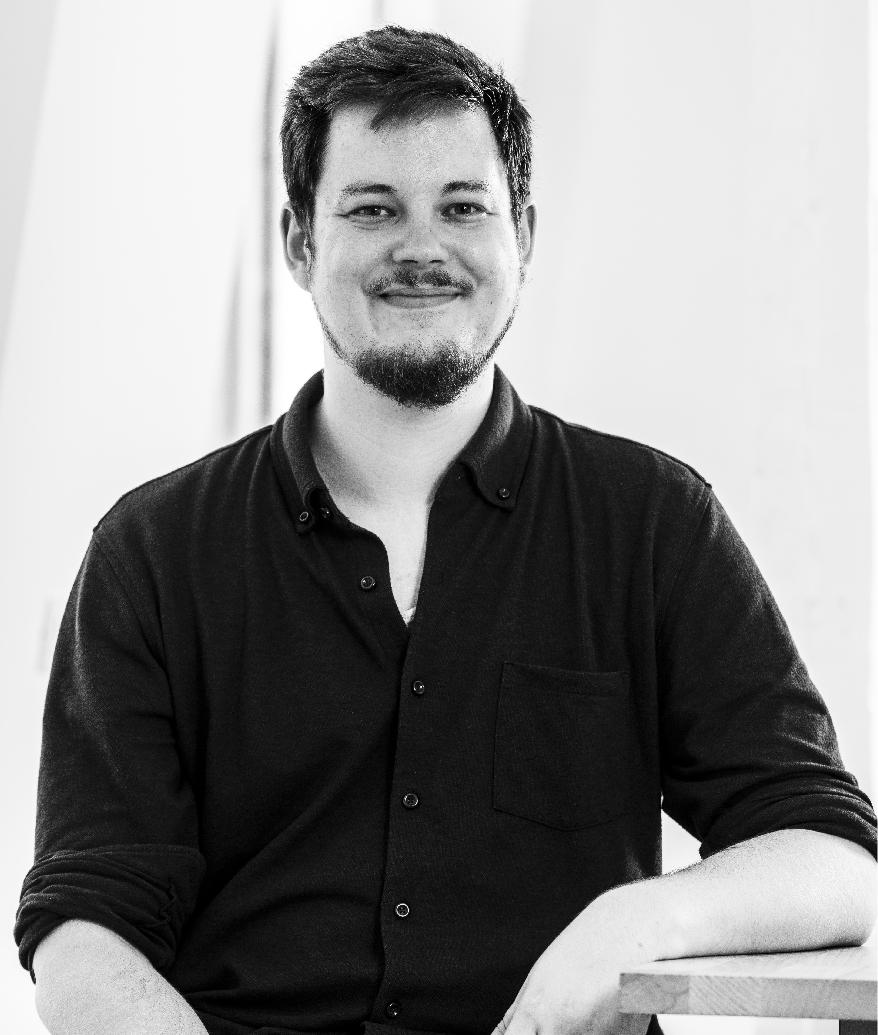 Hadrien Lepoutre, développeur front-end agence digitale Thalamus Paris