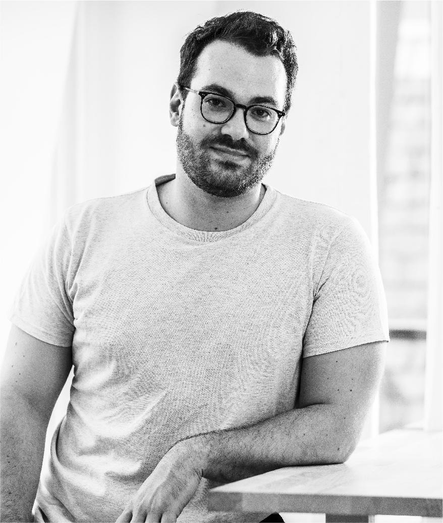 Ivan Kiriliuk, directeur artistique agence communication Thalamus Paris