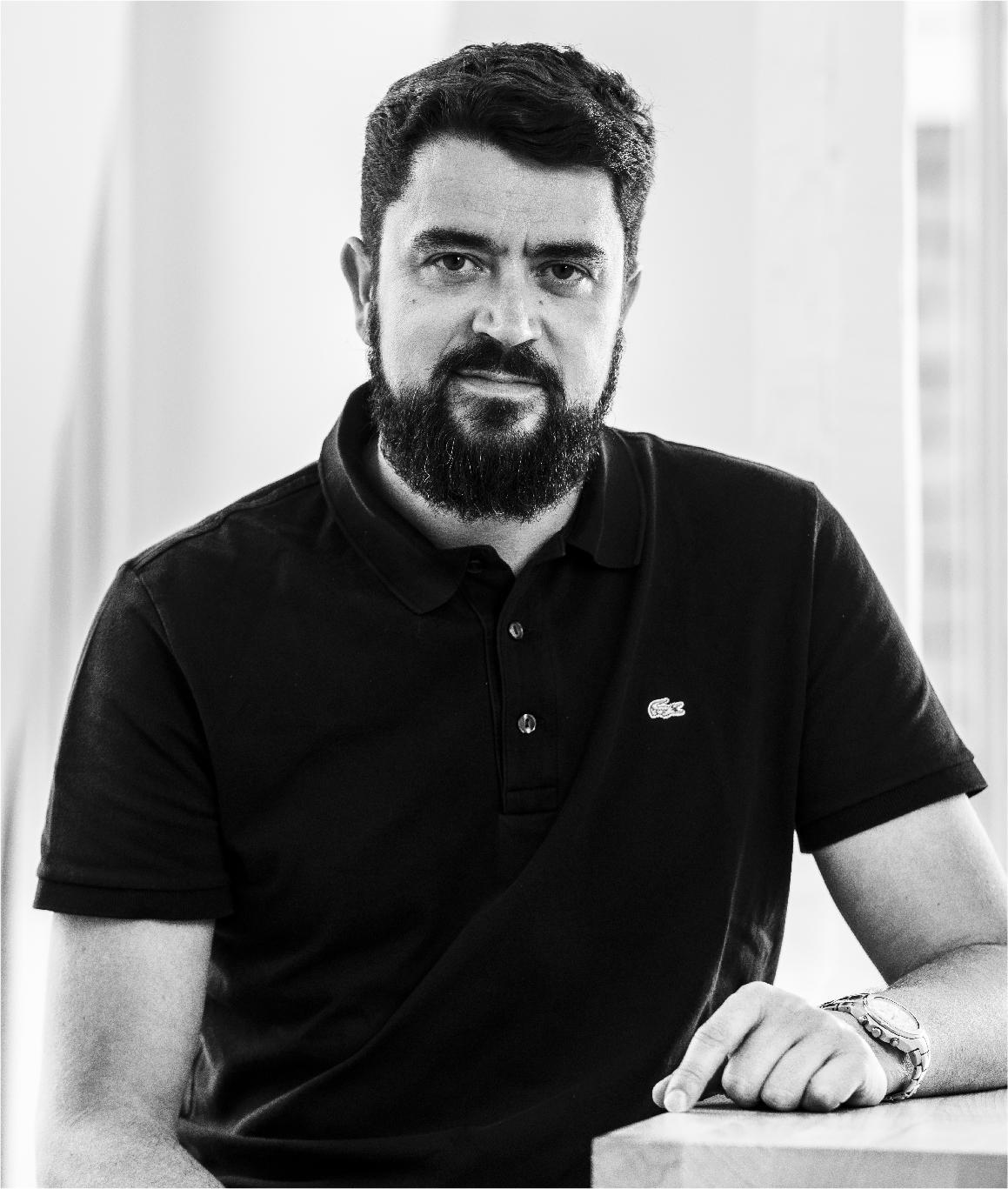 Jean-Paul Sousa, fondateur agence communication Thalamus Paris