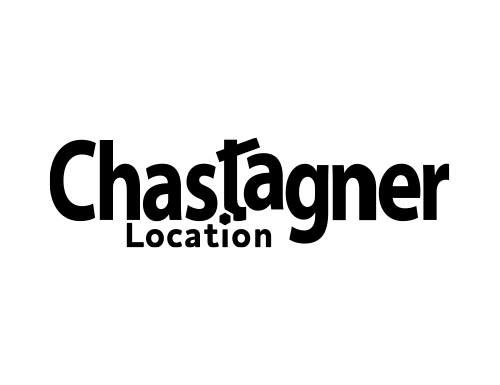 logo Chastagner noir et blanc