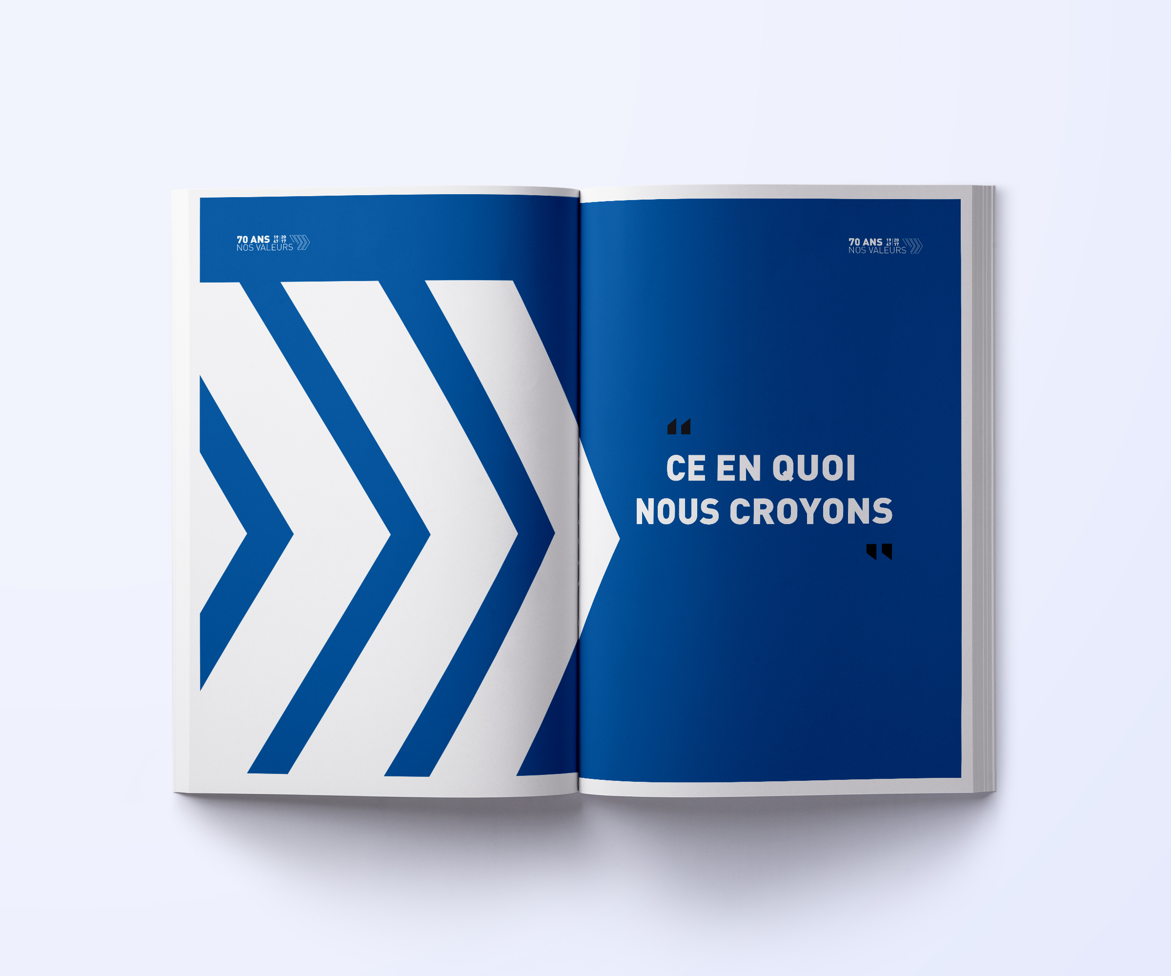 Double page rapport Mutuelle Nationale Militaire
