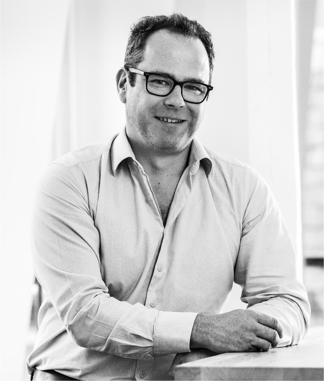 Sébastien Joanny, responsable commercial agence communication Thalamus Paris